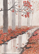 David Jackson - Autumn Leaves
