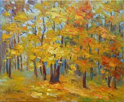 Natalia Bardi - Autumn leaves