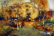 Reproduction - Autumn - Loch Lomond
