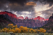 Andrew Soundarajan - Autumn Morning in Zion