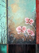 Melissa Spurlock - Autumn Orchids