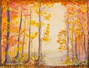 Cathy Long - Autumn Path