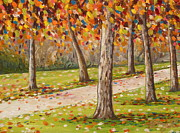 Gayle Utter - Autumn Path