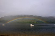 KamGeek Photography - Autumn Rainbow over Loch...