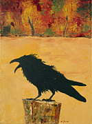 Carolyn Doe - Autumn Raven