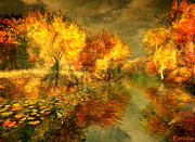 Carlotta Ceawlin - Autumn Reflections