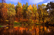 Jenny Rainbow - Autumn Reflections