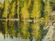 Veronica Coulston - Autumn Reflections