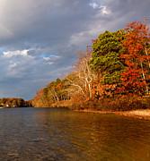 Michelle Wiarda - Autumn Storm Approaching