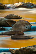 Artist With Camera Prints - Autumn Stream Print by Joye Ardyn Durham
