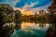 Chris Lord - Autumn Sunset From Bow...