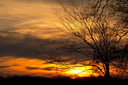 Amanda Kiplinger - Autumn Sunset in Ohio