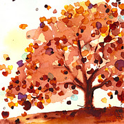 Dawn Derman - Autumn Tree