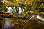 Doug McPherson - Autumn Waterfall 2
