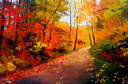 Jennifer  Blenkinsopp - Autumns tapestry