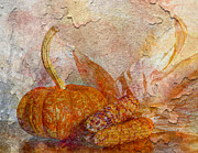 Harvest Art Prints - Autumns Warmth Print by Heidi Smith