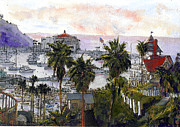 Randy Sprout - Avalon Harbor Late...