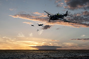 Tbf Prints - Avenger Print by James Biggadike
