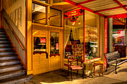 Prescott Arizona Prints - Aviance Antiques Prescott Arizona Print by David Patterson