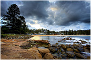 Steve Caldwell - Avoca Sunset