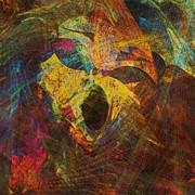 Awakening Print by Klara Acel