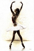 Dancer Prints - Awareness Print by Richard Young