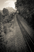 Train Ride Prints - Away From Here Print by Off The Beaten Path Photography - Andrew Alexander
