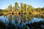 Bwcaw Metal Prints - Awesub Morning Metal Print by Larry Ricker
