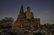 Ayuthaya Thailand Print by David Longstreath