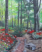 Michelle Young - Azalea Walkway