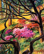 Inge Wright - Azaleas in Bloom
