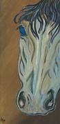 Azul Print by Ella Kaye