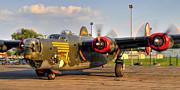 B-24j Print by Dan Myers