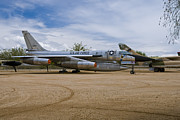 World Speed Record Photos - B-58 Hustler by Tim Mulina