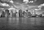 Amador Esquiu Marques - B and W HDR - New York -...