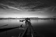 Sham Osman - B n W Jetty