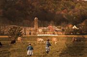 Randall Branham - Babies in the Goat Field
