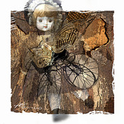 Baby Doll Prints - Baby Buggy Print by Bob Salo