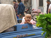 Alfred Ng - baby in a truck