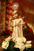 Iconography Photos - Baby Jesus by Gaspar Avila