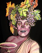 James Kuhn - Bacchus Clown.