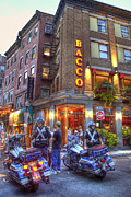 Joann Vitali - Bacco in the North End...