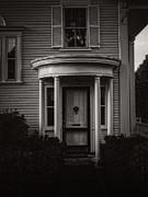 Back Home Bar Harbor Maine Print by Edward Fielding