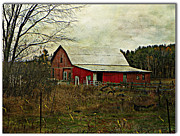 Dianne  Lacourciere - Back Road Barns