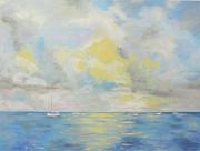 Barbara Anna Knauf - Bahamian Skies
