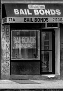 Signs - Bail Bond Store Front NYC by Robert Ullmann