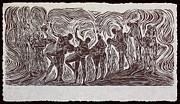 Baila Baila Print by Maria Arango