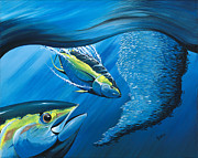 Gamefish Originals - Bait Ball by Greg  Lowman
