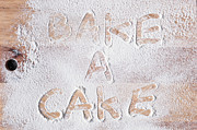 Raising Art - Bake a cake by Tom Gowanlock