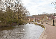 Andrew Gaylor - Bakewell river bank walk